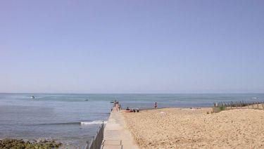 La plage Aux Frères de la Côte - Ars en Ré