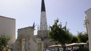 Eglise de Ars en Ré